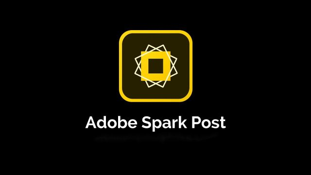Adobe spark tight budget marketing