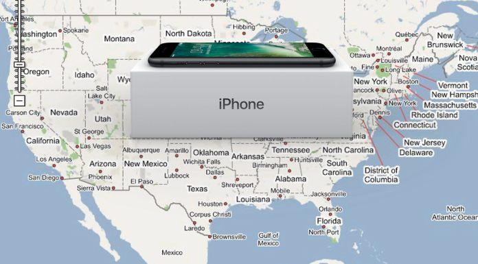 mSpy track iPhone