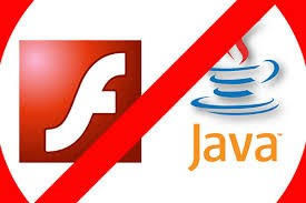 no flash or java
