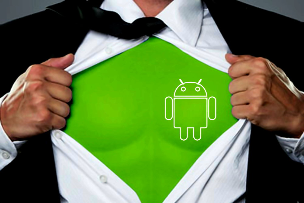 Android apps for power users