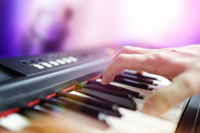 Pianist musician