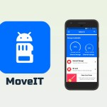 MoveIt move media to sd card