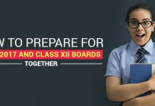 NEET 2017 and Class XII Board Preparation