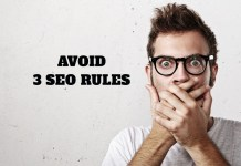 3 SEO rules penalizing you