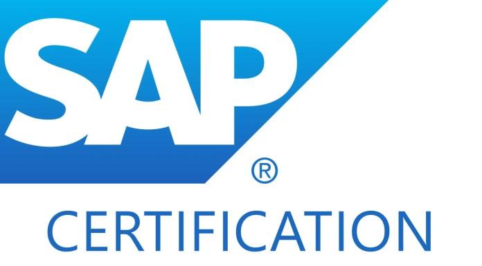 SAP certification exam tips