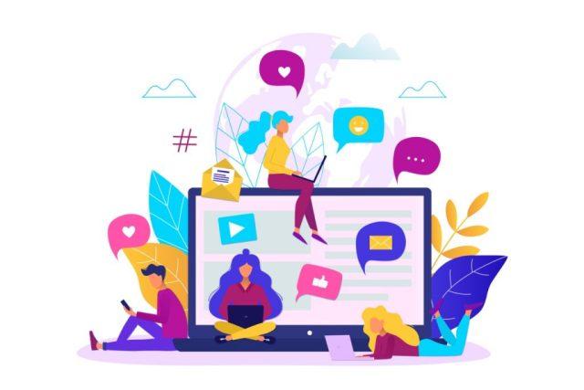 فوائد التسويق عبر وسائل التواصل الاجتماعي
