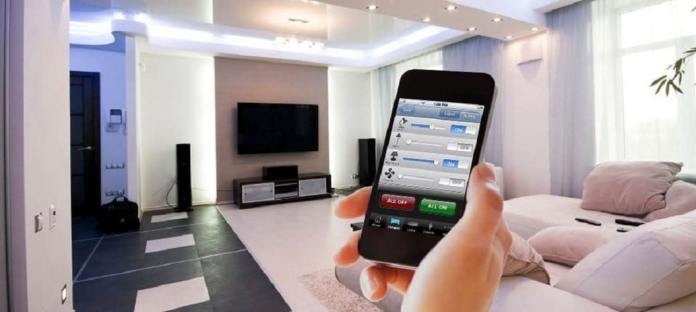 App for Home Automation