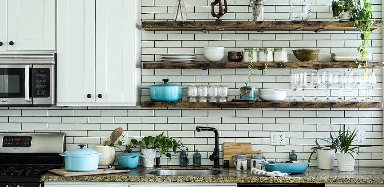best ways to organize kitchen without pantry