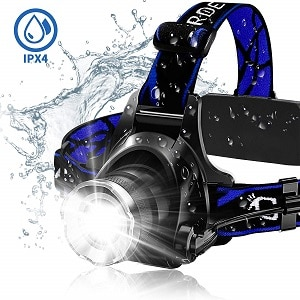 Must used Headlamp for outdoor activity in the night