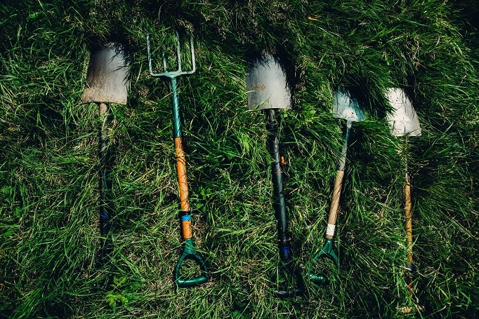 useful devices for a garden maintenance