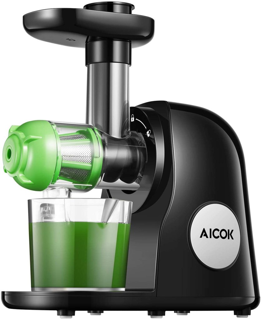 Best green juicer for leafs