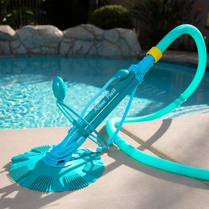 Xtremepower above ground climb wall pool cleaner Intex Pool