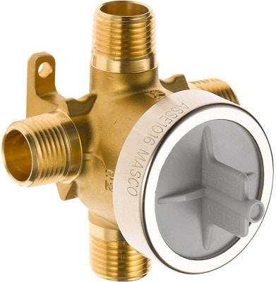 Delta faucet shower valve