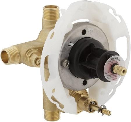Kohler pressure balancing shower valve