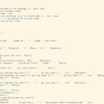 WordPress Breadcrumbs without Plugin