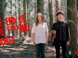 Netflix The End of the F***ing World !
