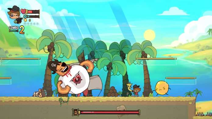 Screenshot from The Adventure Pals