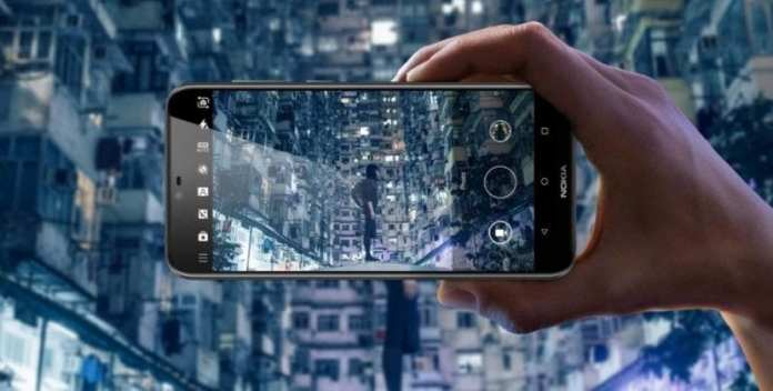 Nokia X6 Screen