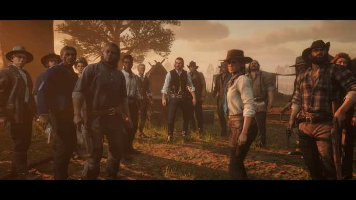 Screenshot from Red Dead Redemption 2