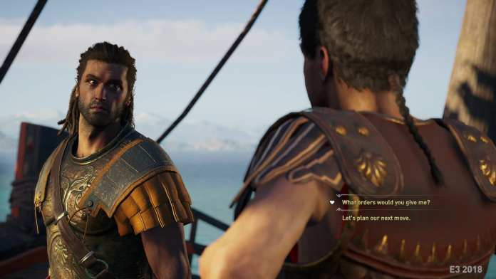 Dialogue Options will be there in Assassin's Creed Odyssey