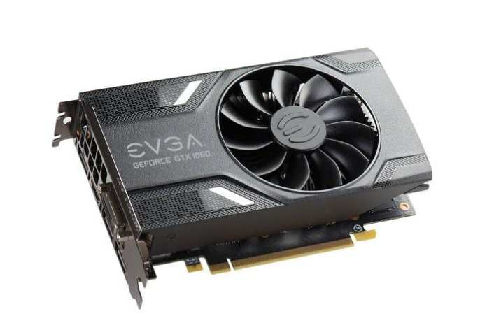NVIDIA GeForce GTX 1060 From EVGA Back To Original Price ($250)