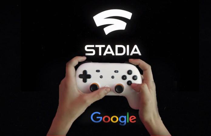 Google Stadia - Game Streaming