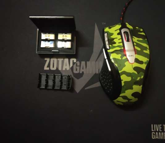 EasySMX Gaming Mouse