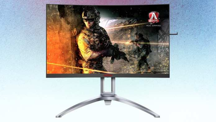 AOC showcases two new gaming monitors with a response time of 0.5ms