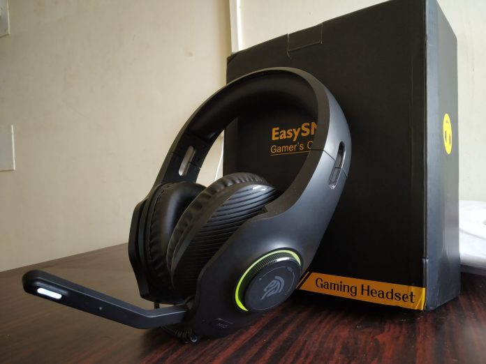 EasySMX VIP002S RGB Gaming Headphones