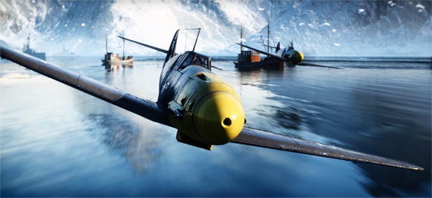 Battlefield V Ray Tracing Effects