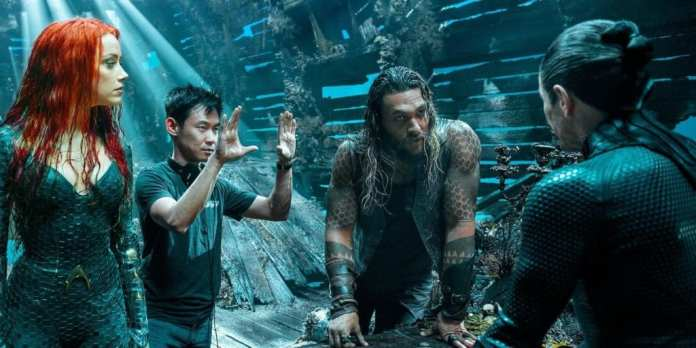 James Wan, director of Aquaman