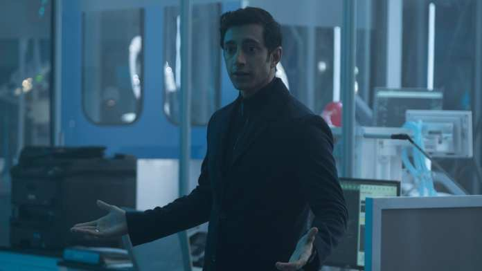 Riz Ahmed As Carlton Drake in Venom