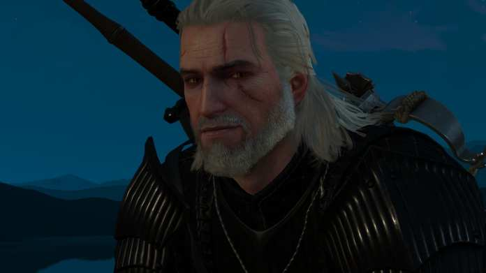 Geralt of Rivia in and as The Witcher Netflix