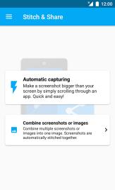 Stitch and Share - Big Screenshot 1