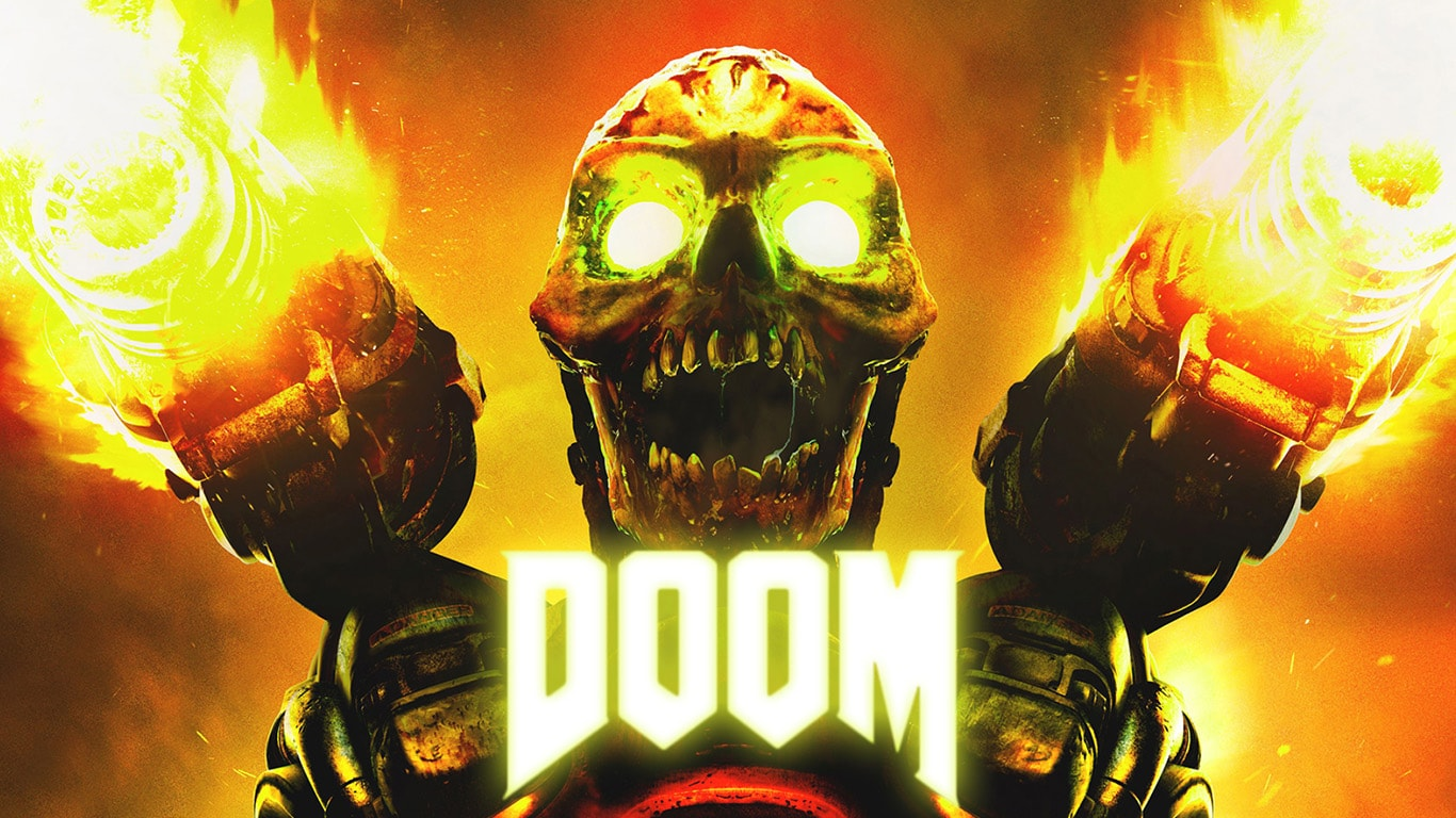 Doom Good PS4 Games