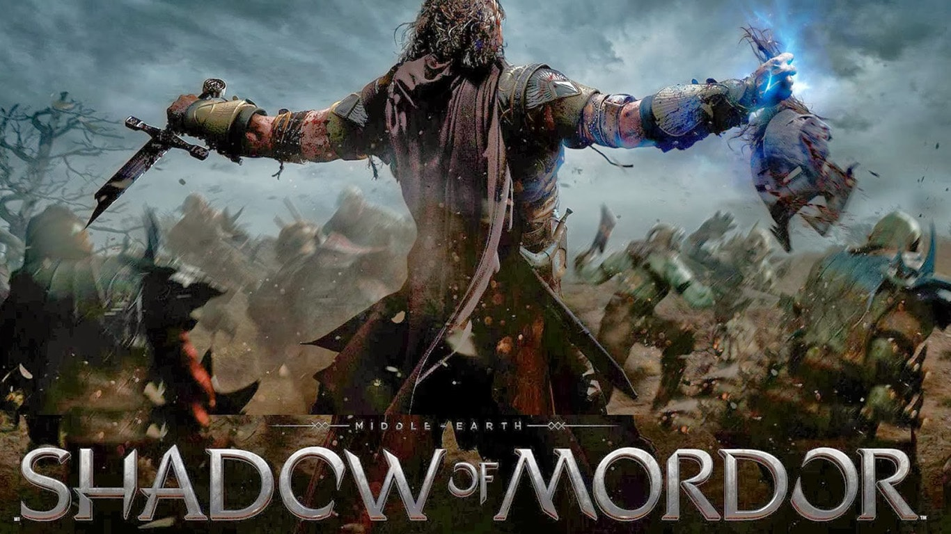 Middle Earth - Shadow of Mordor Game for Linux