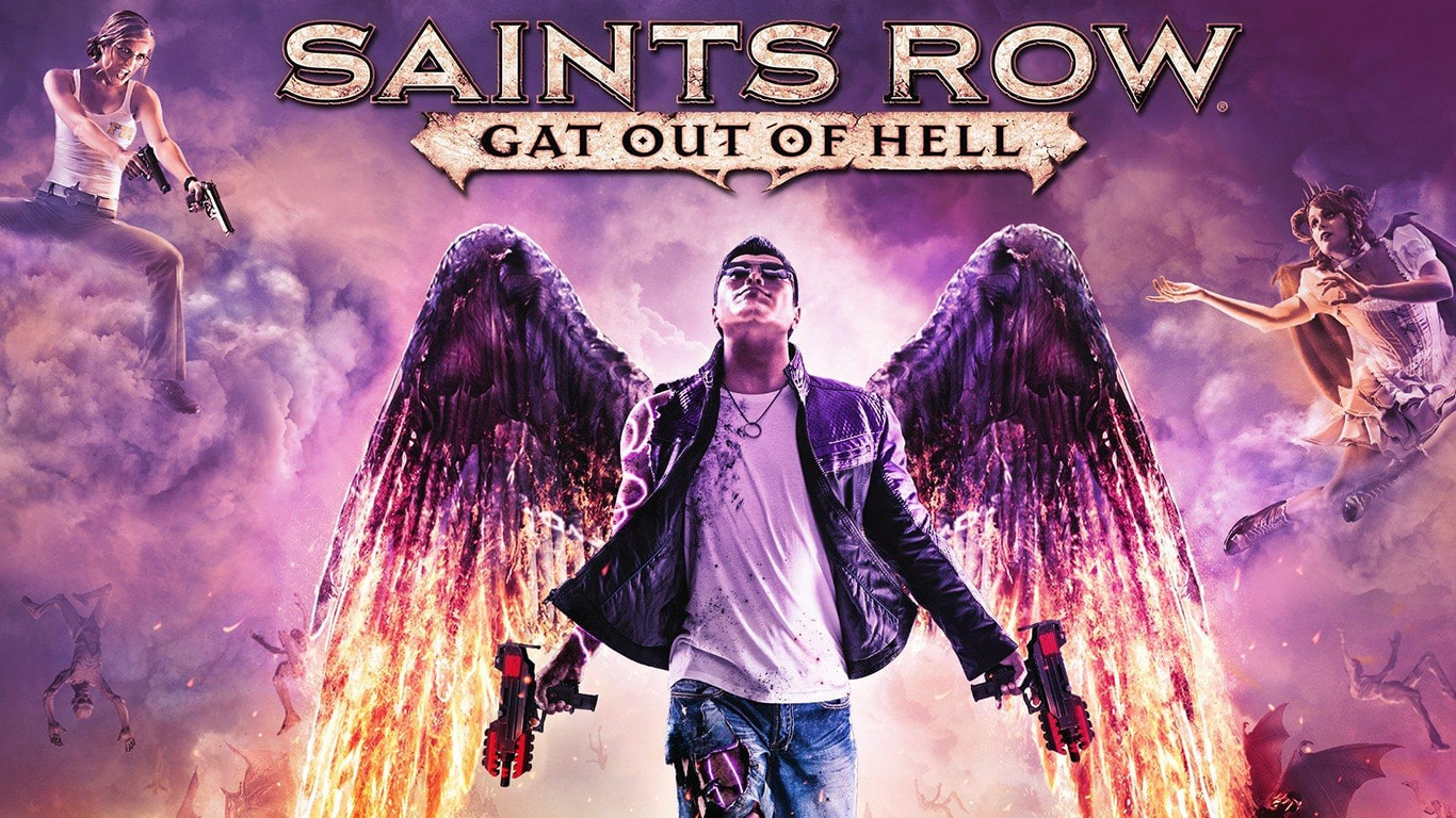 Saints Row - Gat out of Hell Best Games for Linux