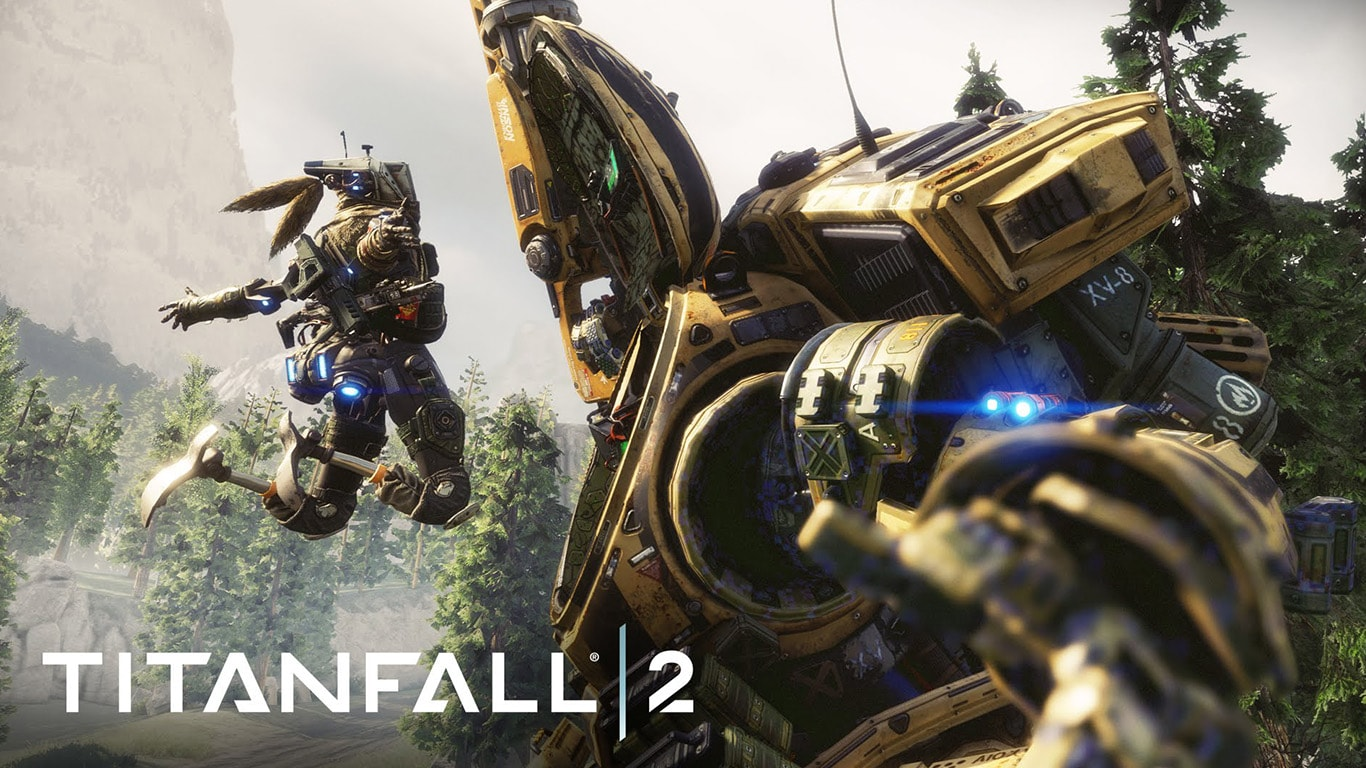 Titanfall 2 Best PS4 Game