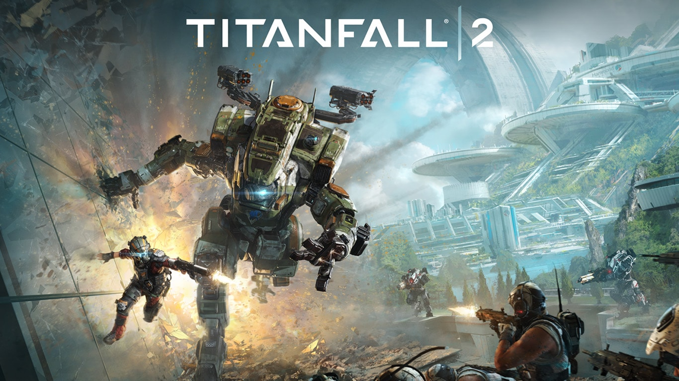 Titanfall 2 First Person Shooter
