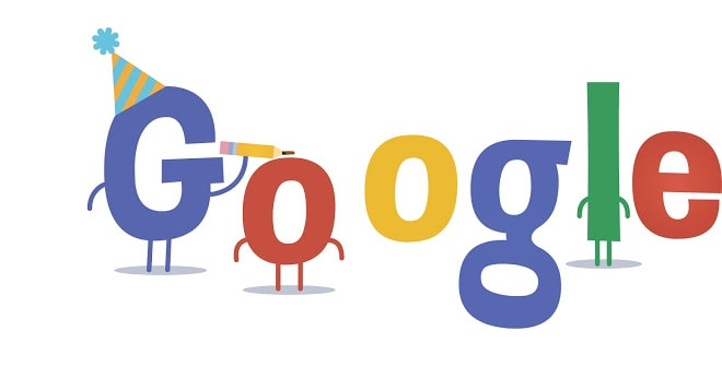 When is the Birthday of Google
