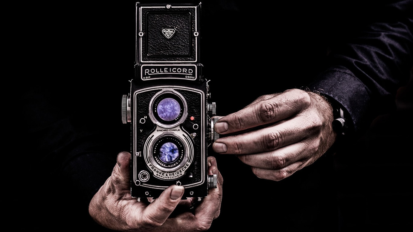 Professor of Photography