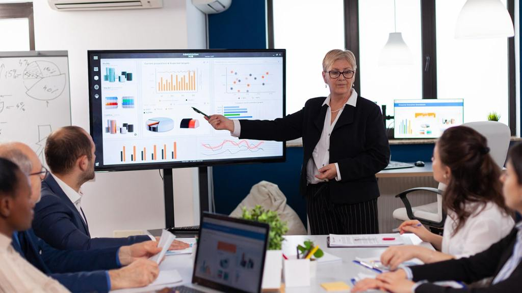 How Technology can be Used in Presentations