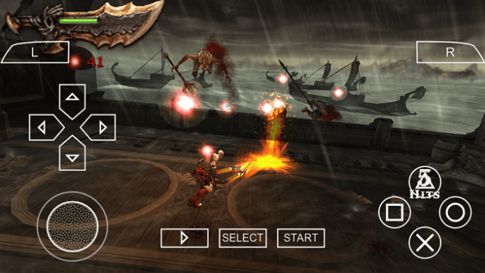 GOD OF WAR GHOST OF SPARTA APK + ISO DATA DOWNLOAD FREE