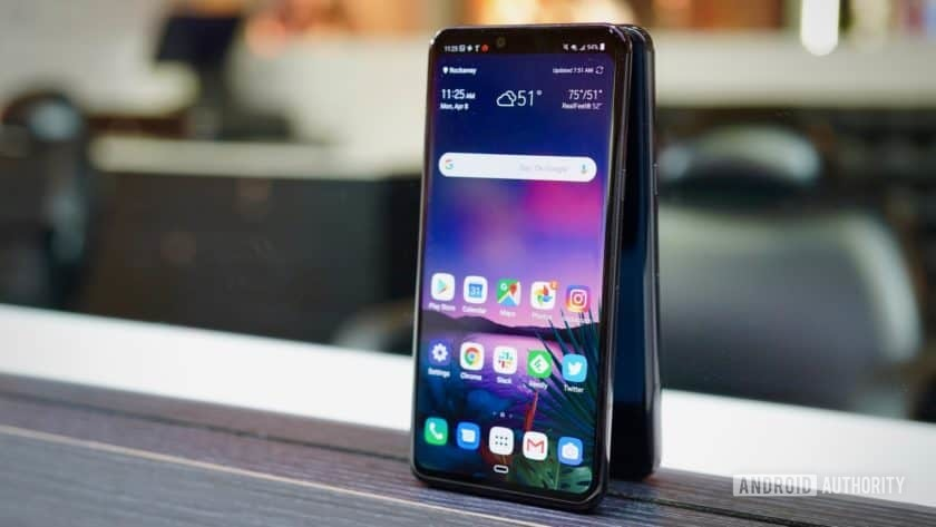 Select LG Phone Owners Face Substantial Wait for Android 10