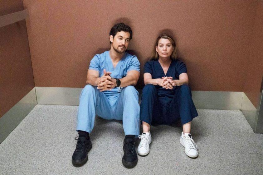 "Grey's Anatomy Season 17 Episode 6: ""No Time for Despair ..."