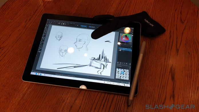 Surface Go with Linux Review: almost the perfect open source