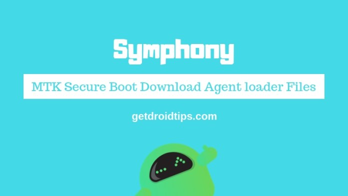 Download Itel MTK Secure Boot Download Agent DA loader files