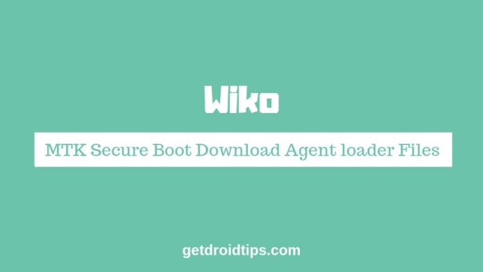 Download Itel MTK Secure Boot Download Agent DA loader files