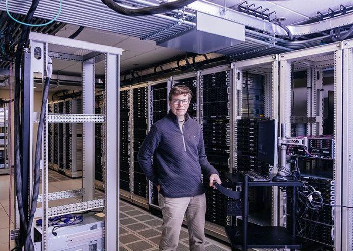 John Krumm at Microsoft Research