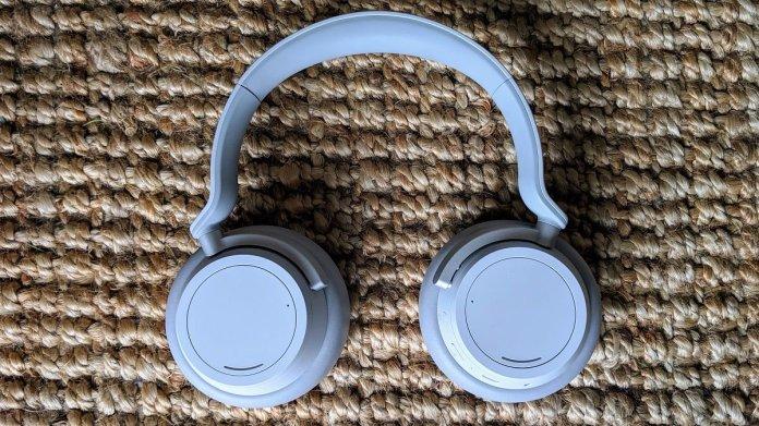 Surface Headphones design